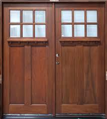 craftsman double front door. Home Door Ideas Front Craftsman Double Doors Wooden  Craftsman Double Front Door