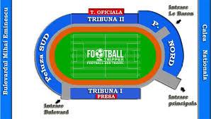 Barons Seating Chart Stadionul Municipal Fc Boto Ani Football Tripper