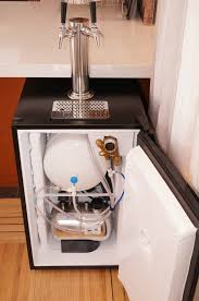 picture of home carbonation setup for unlimited seltzer