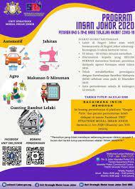 Permohonan Semakan Program Insan Johor Peniaga B40 M40