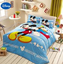 Mickey Mouse Bedroom Popular Mickey Mouse Bedding Sets Buy Cheap Mickey Mouse Bedding