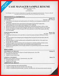 Social Work Resume Skills Apa Example