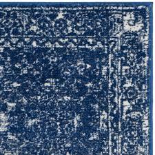 blue rug texture. Safavieh Evoke Vintage Oriental Navy Blue/ Ivory Distressed Rug - 2\u00272 X 7\u0027 Free Shipping Today Overstock 19684629 Blue Texture