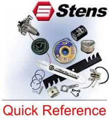 Stens Quick Reference