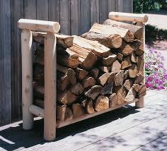 ... Outdoor Firewood Rack Wood Design: Unique Outdoor Firewood Rack Ideas