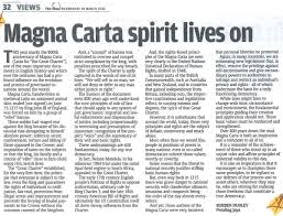 welcome to english speaking union of magna carta