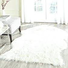 white fur area rug brilliant faux fur area rug home rugs ideas in white faux sheepskin white fur area rug