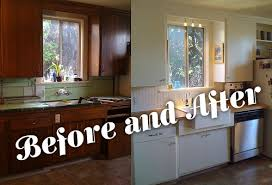 kitchen before and after revictorian com