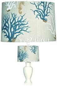 beach lamp shades beach themed lamp shades uk