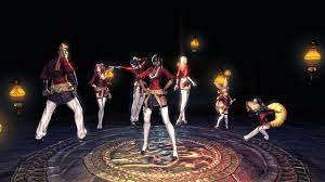 Blade And Soul Clan Outfit Designs Clan Outfit Ideas Bladeandsoul