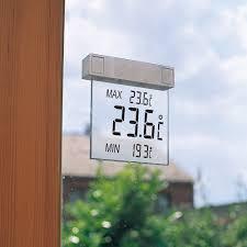 Digitales Fenster Außenthermometer Günstig Bei Eurotops Bestellen