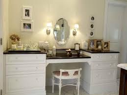 double vanity with makeup table. makeup vanity bathroom perfect 20 bathroombathroom with table double n