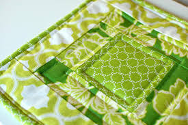 Quilted Potholder Patterns Interesting Ideas