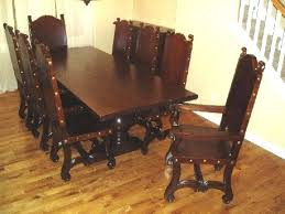 spanish dining room furniture dining chair colonial dining room set barade table revival dining room chairs