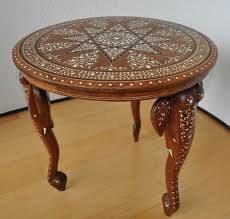 A wide variety of wood elephant tables options are available to you, such as home furniture. Antique Wooden Mosaic Elephant Coffee Table India Circa Catawiki