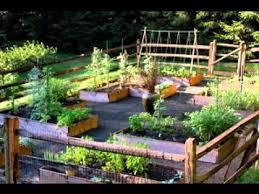 ideas for a small vegetable garden
