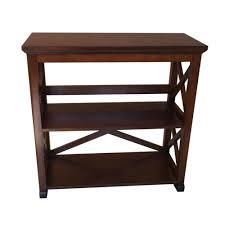 Bookcase Table Home Decorators Collection Brexley 2 Shelf Bookcase In Warm