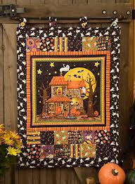 Debbie Mumm: Quilt Project September 2009 | halloween | Pinterest ... & Debbie Mumm: Quilt Project September 2009 Adamdwight.com