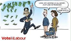 Image result for corbyn money tree