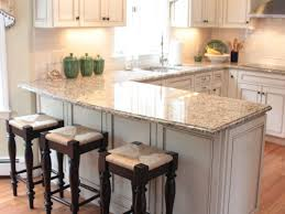 image of great breakfast bar ideas for small kitchens