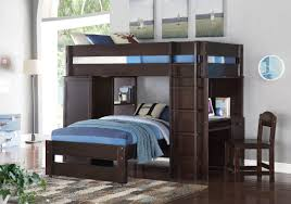 Lars Loft and Twin Bunk Bed