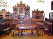 THE REAL DEAL 1840u0027s Genuine Victorian Antique Dining Room Set