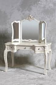 Shabby Chic Bedroom Mirror Vintage Vanity Table Accessories Apartment Living Pinterest