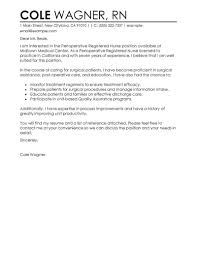 Perioperative Nurse Resume Best Perioperative Nurse Cover Letter Examples LiveCareer 4