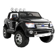 Ford Ranger Kids Ride On Car Licensed Remote Control Children Toy ...