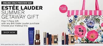 belk estee lauder 15 off free 7 pcs gift w 45 el purchase origins powder blush 1 get 1 free gift with purchase