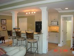 Basement Kitchen Finished Basement Kitchen Ideas
