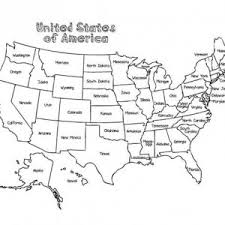 Small Picture Maps of United States of America Coloring Pages Bulk Color