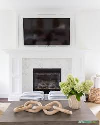 Tv Gas Fireplace Design Mounting Your Tv Over A Fireplace Design Inspiration