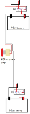 batteries wiring emergency stop button to disconnect two circuit i62 tinypic com 5f3vc3 jpg · batteries wiring button