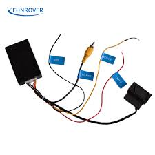 popular rgb cvbs converter buy cheap rgb cvbs converter lots from funrover hot rgb to av cvbs signal converter adapter box for oem factory rearview backup camera