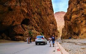 摩洛哥旅游大峡谷一游  World Trave...欧美