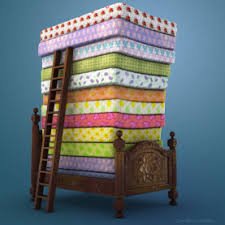 princess and the pea bed. Perfect Princess Princess Because Of Her Sensitivity Bed Throughout Princess And The Pea Bed A