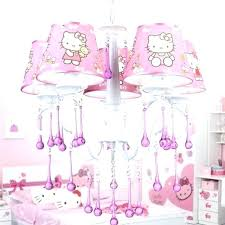 pink chandelier for girls room chandeliers girls room girls room chandelier children bedroom lamp hello kitty