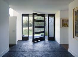 20 glass front designs contemporary house entry ideas