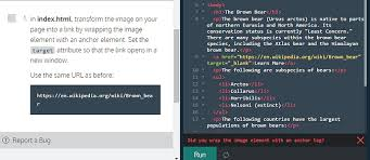 Part 1 Lesson 10: Linking at Will - HTML - Codecademy Forums