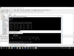 Videos Matching Cpu Scheduling Fcfs Sjf Srtf Priority