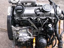 VW SKODA SEAT AUDI 1.9TDI 81KW MOTOR ASV AHF for 450,00 € | Autobazár.EU