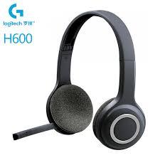 <b>Logitech H600 Headset Foldable</b> 2.4GHz Wireless Stereo Gaming ...