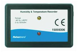 Fisherbrand <b>Humidity</b> and <b>Temperature</b> Data <b>Logger</b>:<b>Recorders</b> and ...
