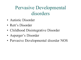 Diagnostic pattern  Children with Childhood Disintegrative Disorder have  severe loss of skills after   years of age  leading to symptoms of autism  such as
