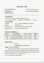 Free Resume Database Access Best Of It Cv Template Word Sample Template Example Of ExcellentCV Resume