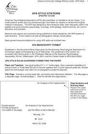 Apa Documentation Style Monzaberglauf Verbandcom
