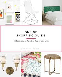 Online Shopping Guide For Home DecorShopping Online Home Decor