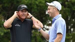 Justin Thomas pulls Phil Mickelson ...