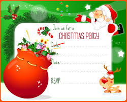 free printable christmas invitations templates free christmas invitation template diabetesmang info